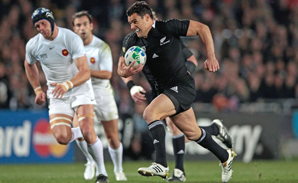 The All Blacks will face off against France in Christchurch on Saturday.