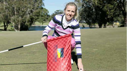 Coffs Coast golfer Emma de Groot is chasing her LPGA dream in Florida this week.