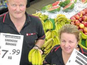 Banana prices get back to normal