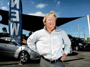 New car sales accelerating