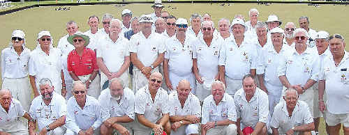 CELEBRATING: The RSL Sandflies – which now boasts more than 100 members – recently enjoyed their 25th anniversary at the Ballina RSL Bowling Club.