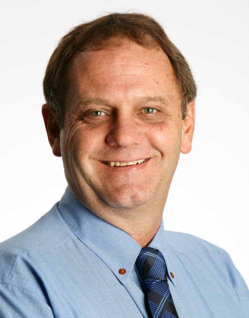 Mayor Peter Maguire.