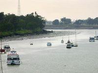 Rockhampton tides