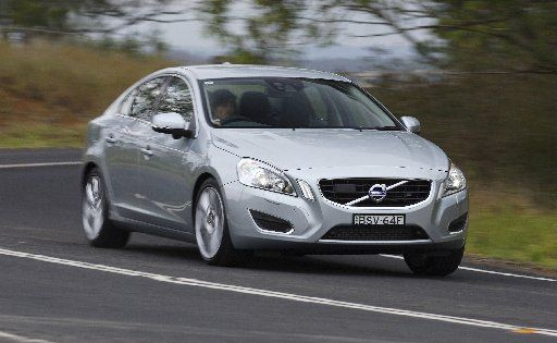Pictured here in T6 clothing, the S60 is a good-looking machine in all guises.