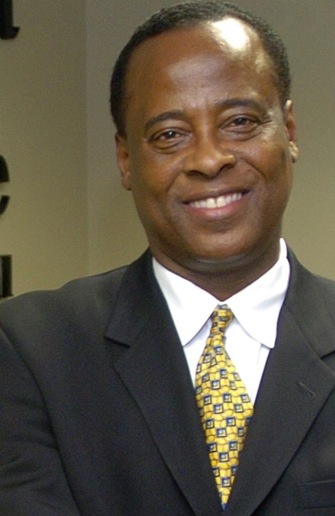 Dr. Conrad Murray allegedly