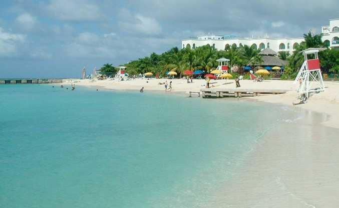 Montego Bay, Jamacia.