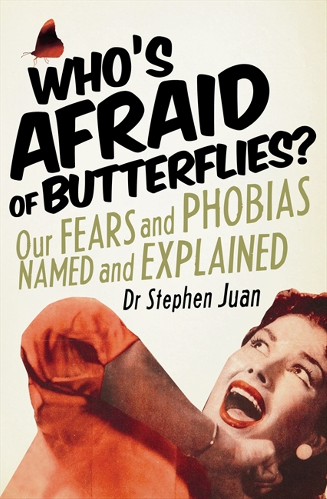 Who's Afraid of Butterflies? shows us the most interesting, disturbing and amusing phobias.