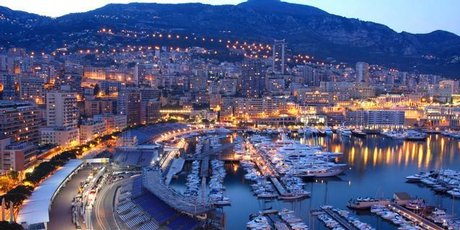 When in Monaco, act confidently, smile, be bold and the golden pixie dust may just fall on you.