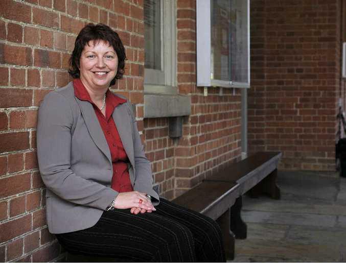 Michelle Hermann is the program administrator for the city's new forum sentencing program.JoJo Newby