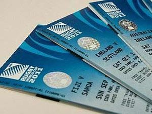 Don't let Rugby World Cup scammers tackle your wallet