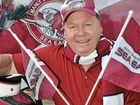 Fanatical Manly supporter John Mellish is pretty certain his Sea Eagles will win.