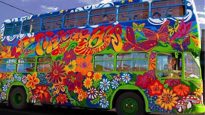 Tim Eichler's Magic Bus is heading this way.