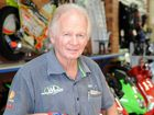 Bike enthusiast Ken Davis died at the scene of a head-on yesterday.