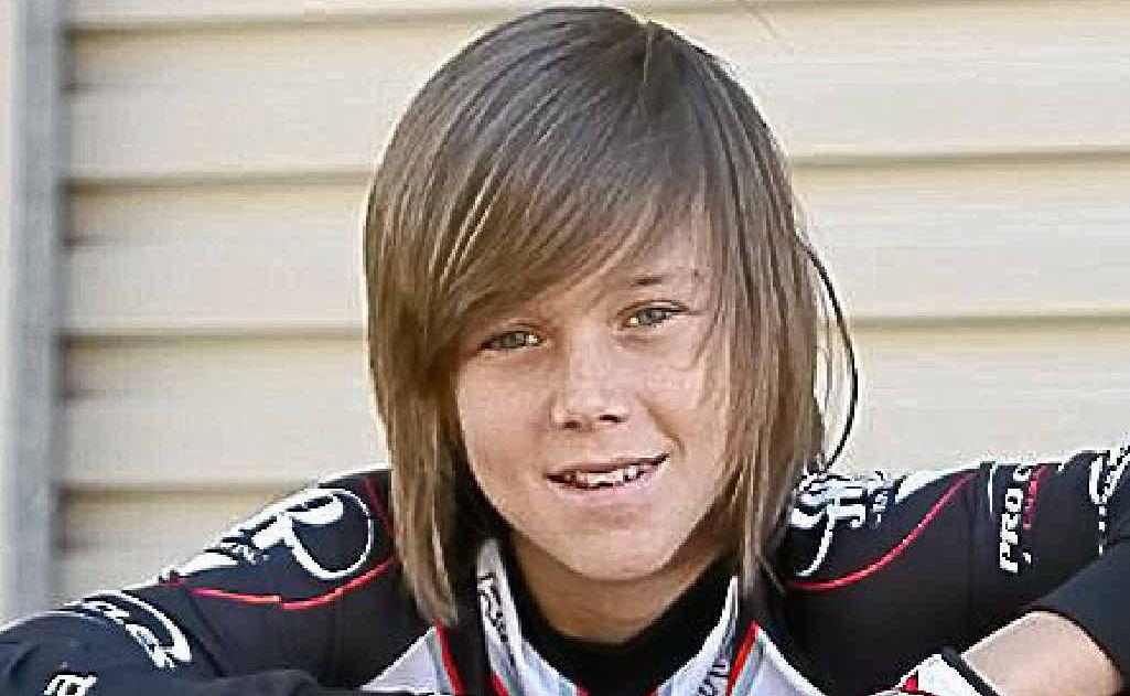 Jayce Cunning, 14.