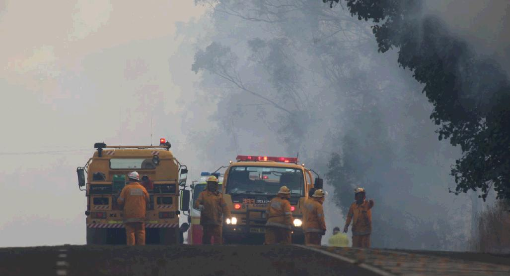 Queensland's rural firefighters are vital in protecting lives and property.