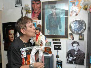 Elvis rules in fan's affections