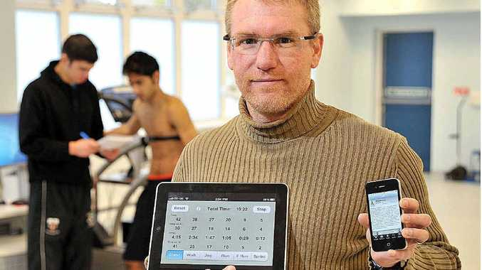 Dr Abts App Helps Liverpool Mackay Daily Mercury - Abt ipad