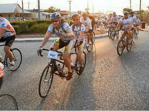 Ride organiser appeals to drivers