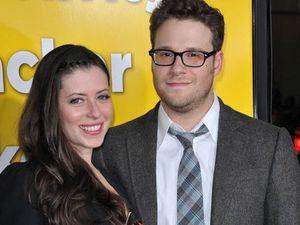 Seth Rogen marries