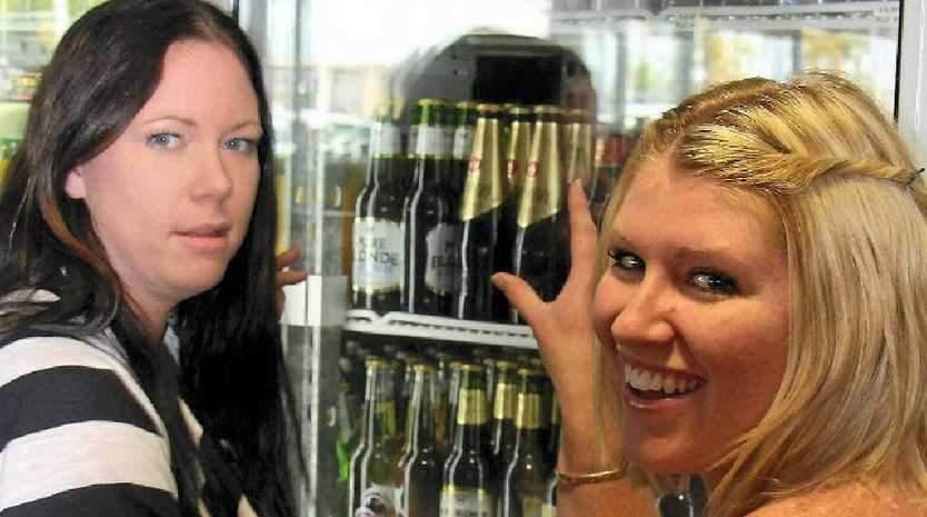 Tracey Gibbons and Taman Elphick are giving up alcohol to raise funds for Life Education during Ocsober.