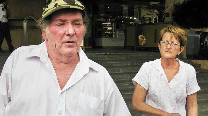Gary Brennan and Linda Barbara Brennan, from One Mile, at Ipswich court, each charged with 10 counts of animal cruelty.