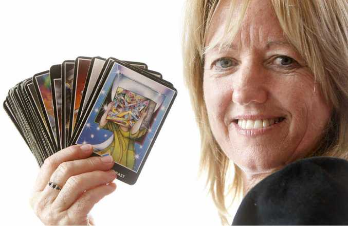 Gatton resident Val Bradshaw is one of the last 10 psychic contestants on The One.