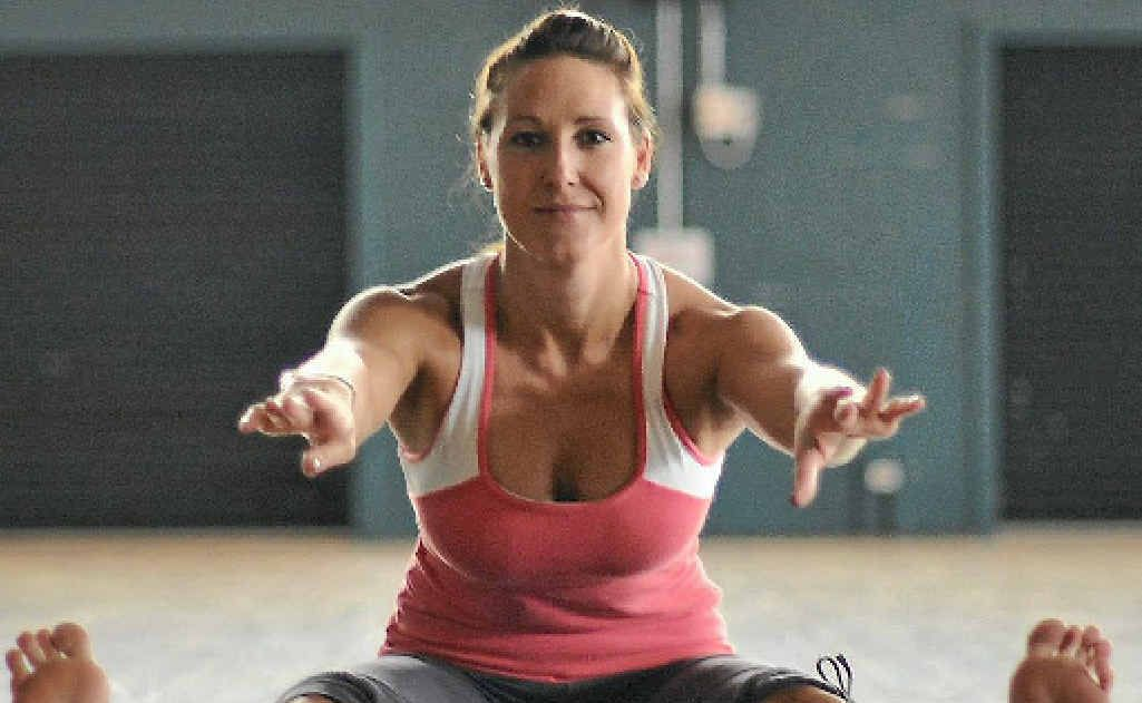 Kerry Westcott is starting a new Pilates class at the PCYC centre.