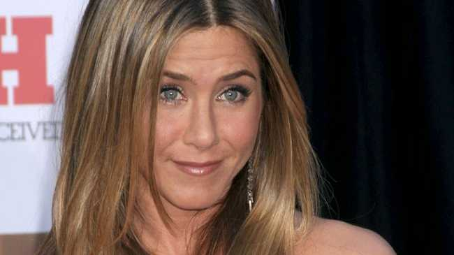 Jennifer Aniston tops menshealth.com's list.