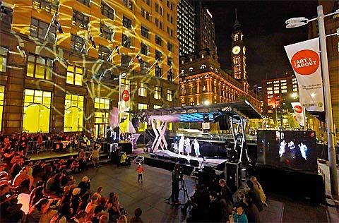 Art & About Sydney.
