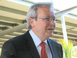 Rudd rejects third candidate option