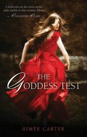 The Goddess Test. Author: Aimee Carter