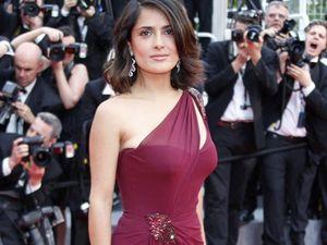 Salma Hayek prayed for breasts