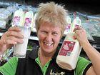 Dairy farmer going it alone