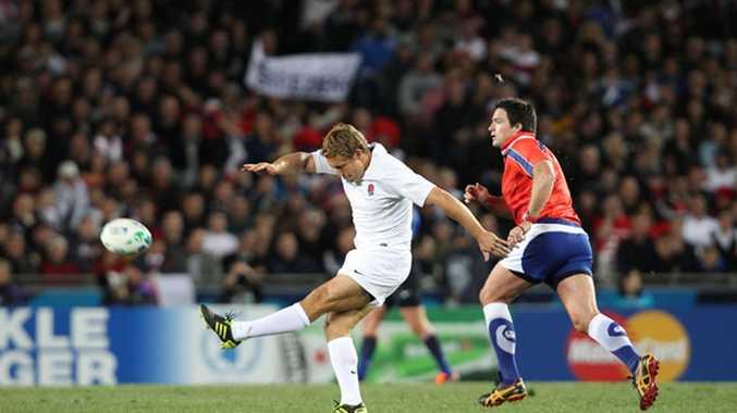 Jonny Wilkinson.
