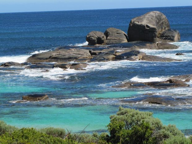 WHAT A BEAUTY: Margaret River's beaches are worth the trip alone.