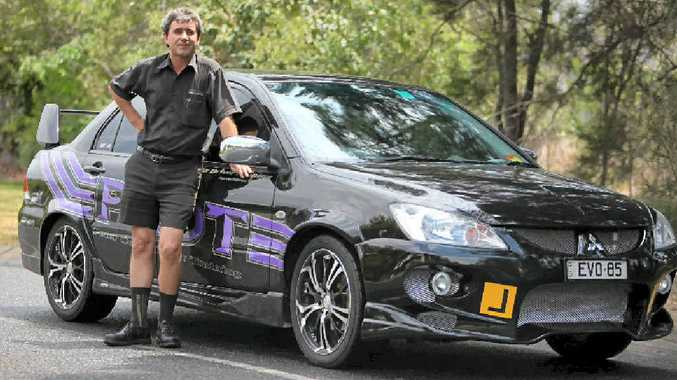 Driver instructor Peter Ceola says a lack of driving examiners in Rockhampton is hurting business.