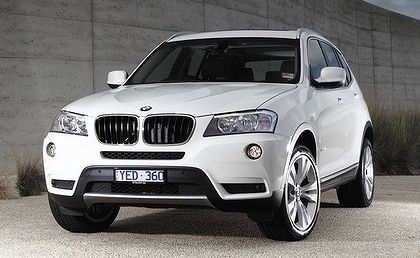 BMW's mid-size SUV, the X3, will be more affordable early next year with the arrival of the xDrive20i variant.