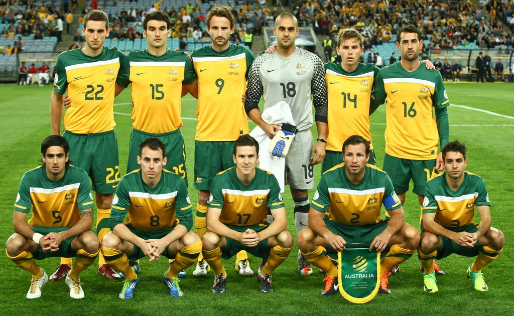 The Socceroos play Japan on Tuesday night at Suncorp Stadium.