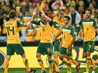 Socceroos down Oman 3-0