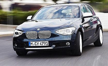 BMW is planning a performance version of the new 1-Series hatch.