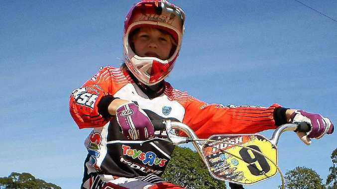 George Cole is off to New Zealand with the Mighty 11's Australian BMX team.