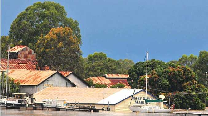 The Maryborough skyline was awash with water when the floods hit and now victims want answers.