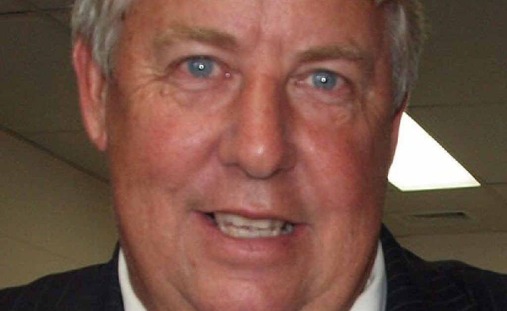 Lockyer Valley's LNP MP Ian Rickuss.