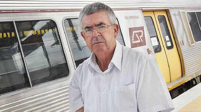Rail Back On Track spokesman Robert Dow.