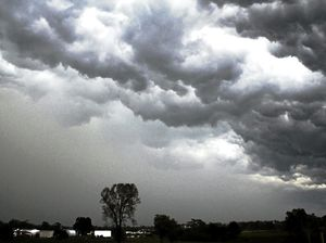 Rainfall set to drench Downs