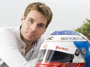 Will Power to burn rubber on Wellcamp runway