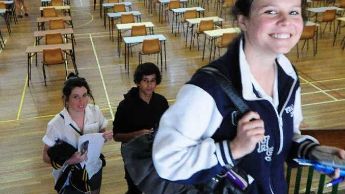Coffs Coast school leavers have started to plan their futures after receiving their HSC marks.