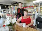 The Chill at Evans Cafe co-ordinator Michelle Yates (right) and cafe supervisor Tarryn Cole (left) are proud of the cafe being named as a finalist in the Salvation Army Employment Plus Business and Employment Awards.