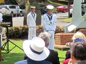City commemorates Navy's 100th