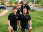 The Anytime Fitness crew look forward to offering up their service all day (and night) everyday.